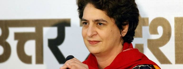 Priyanka to meet Cong workers from eastern UP twice a week