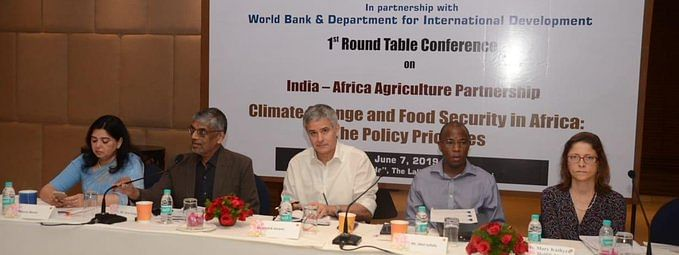 ICFA's conference on 'Climate Change and Food Security'