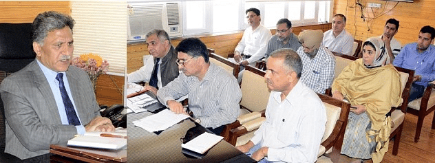 Tribal welfare schemes need to be given traction, says Ganai