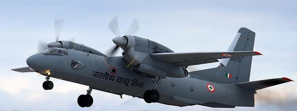 IAF's aircraft with 13 people on board goes missing in Arunachal