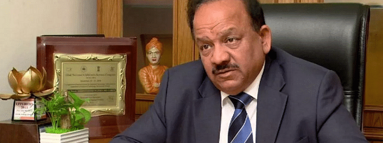 Harsh Vardhan urges Mamata not to make doc strike 'prestige' issue