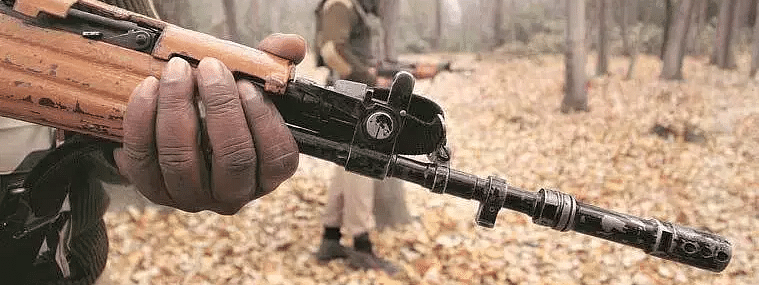 Police constable dies as rifle goes off in Jammu