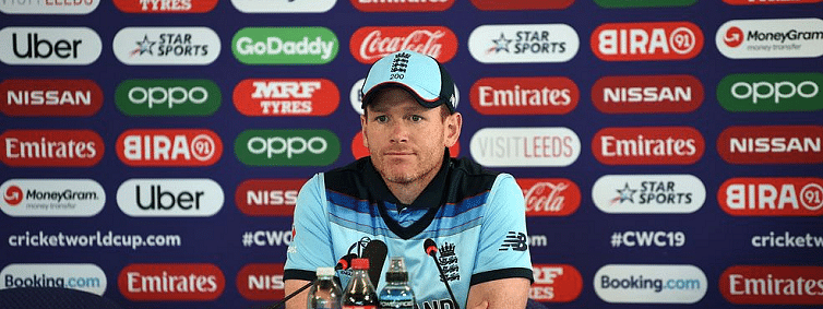 We didn't deserve to win today's game': Eoin Morgan