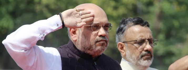 Shah pays tributes to martyrs at National Police Memorial