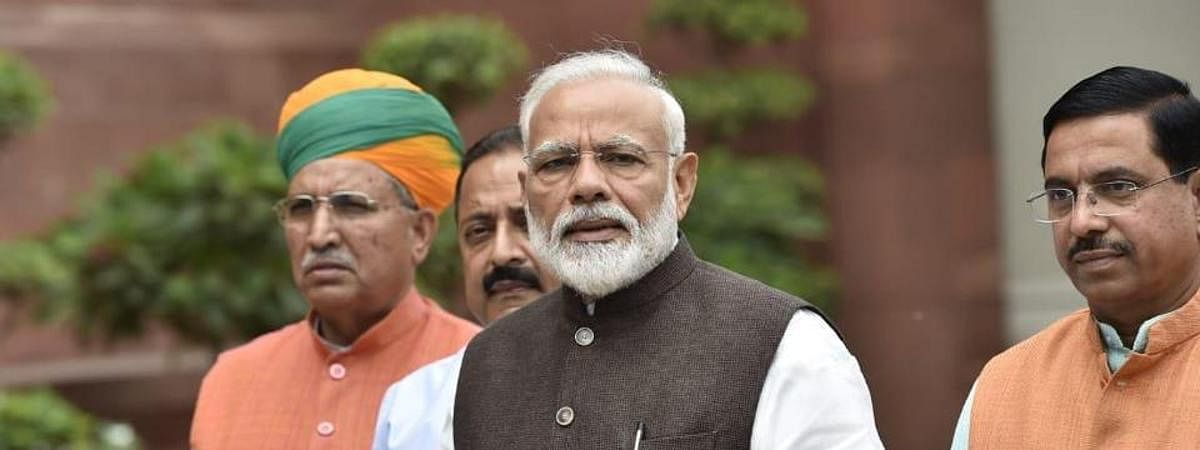 Oppn need not bother about their numbers: PM