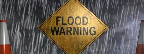 Flood alert in South Kashmir, Srinagar