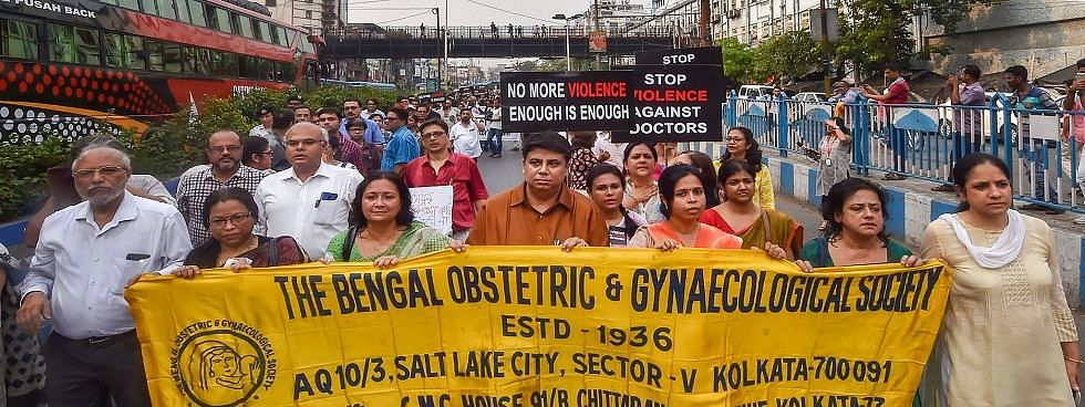 Doctors strike: Standoff continues