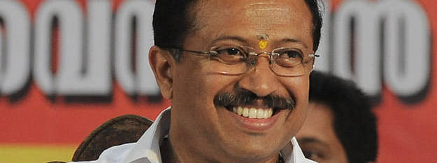 Excise inspector held for death threat to Minister Muraleedharan