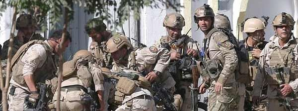 7 Taliban militants killed in Afghanistan