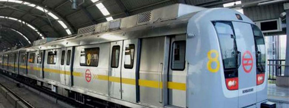 Fire breaks out; Delhi Metro services disrupted