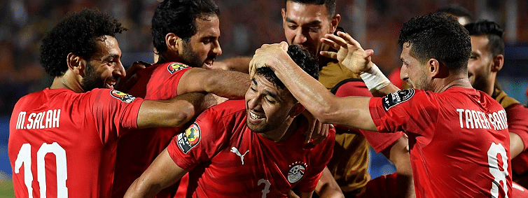 Host Egypt start off AFCON campaign with 1-0 win over Zimbabwe