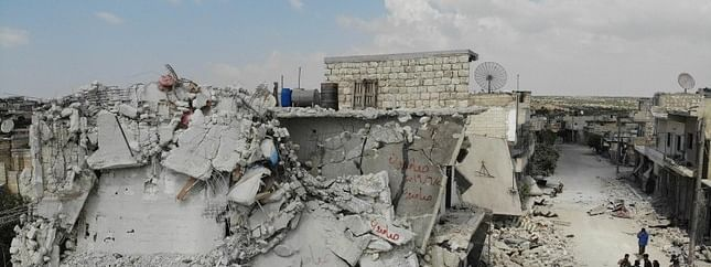 UN worried about humanitarian disaster in Syria