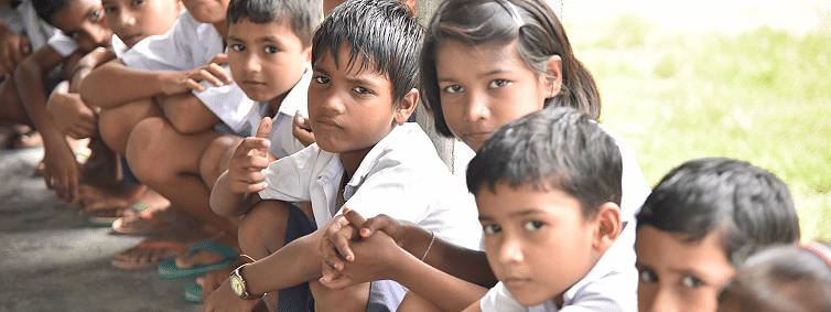 Malnutrition among children in India remains high: WFP