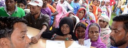 Over 1 lakh names dropped from final draft NRC in Assam