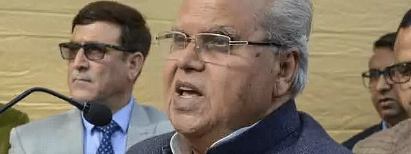 Asked PM to cancel medical insurance policy or accept resignation: J&K Guv