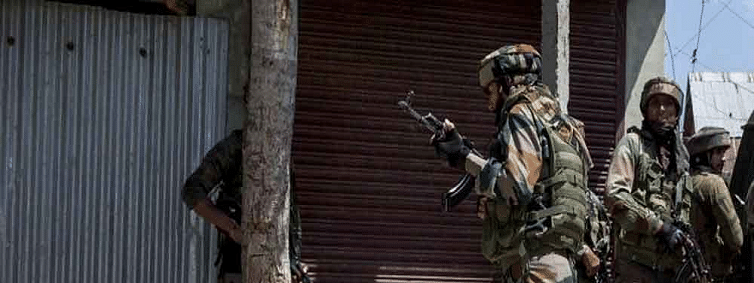 Four militants killed in Shopian