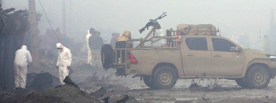 Blast near polling station kills 19 in S Afghanistan