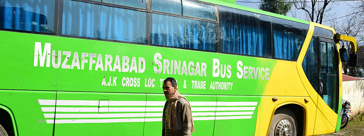 Srinagar bus to PoK remains suspended