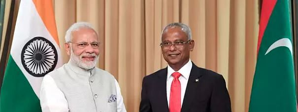 India & Maldives agree to work for peace and security in Indian Ocean Region