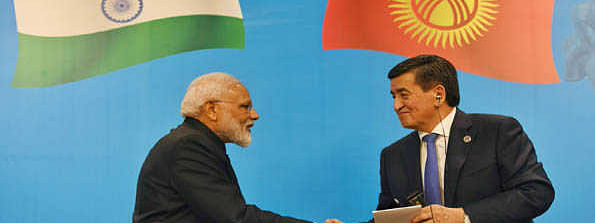 India, Kyrgyzstan mull BIT, direct flight to promote investment