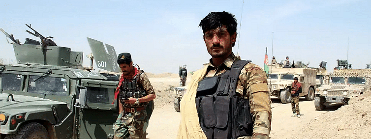 Eight security personnel killed, 16 injured in Afghanistan