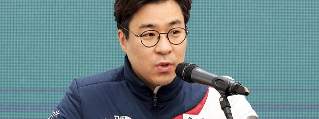 S Korean coach Kim takes charge of Chinese short track team