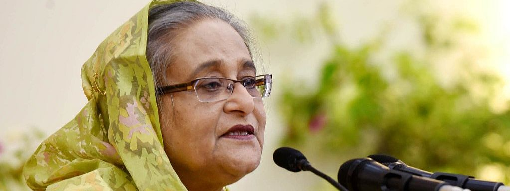 Army should always stand by people, says Bangladesh PM Hasina