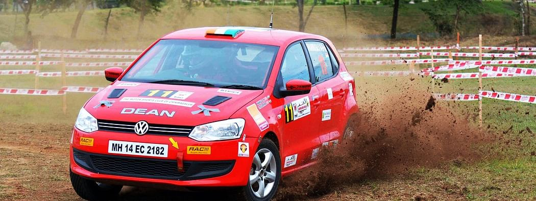 Team Champions' Dean Mascarenhas staves off spirited Gill, wins SI Rally