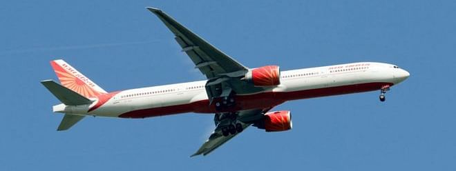 Bomb threat forces Air India plane to land at Stansted