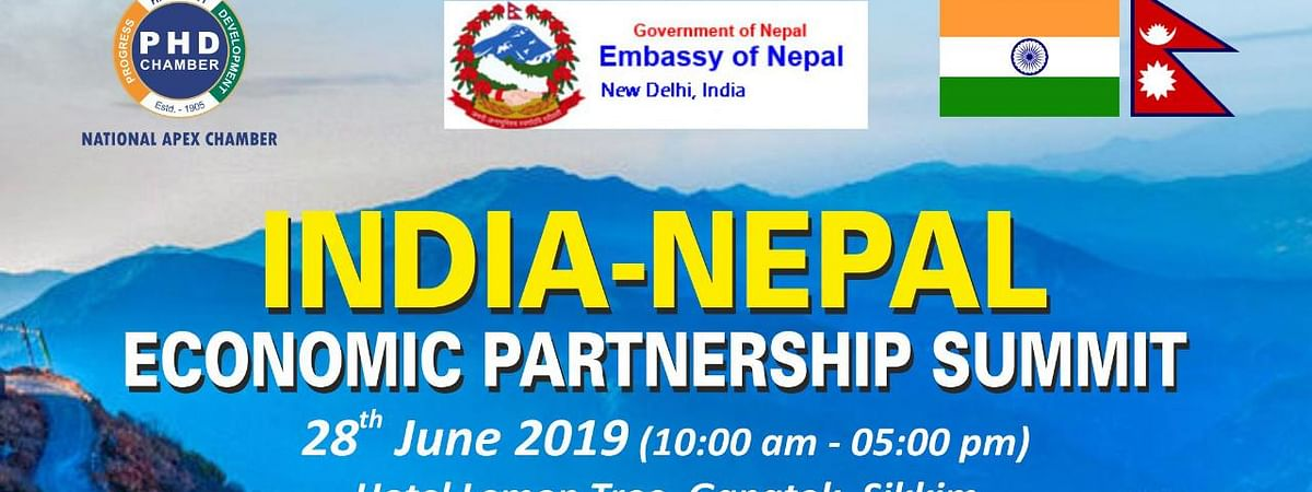 India –Nepal Economic Partnership Summit starts in Gangtok