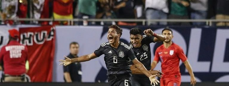 Mexico defeat USA 1-0 to win 8th Gold Cup