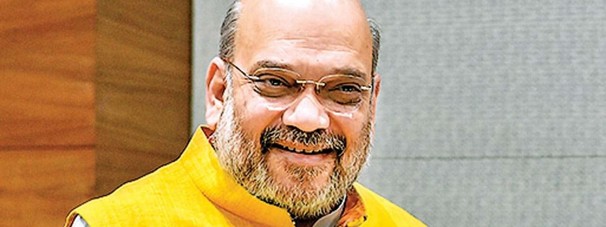 Be patient, Amit Shah tells members