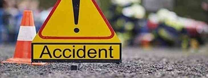 Truck crushes 4 people to death in UP