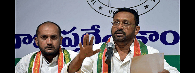 TRS Govt shutting down over 1K primary schools every year: TPCC