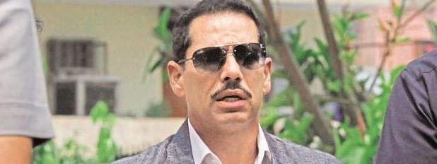 Indian populace looks up to you: Vadra tells Rahul