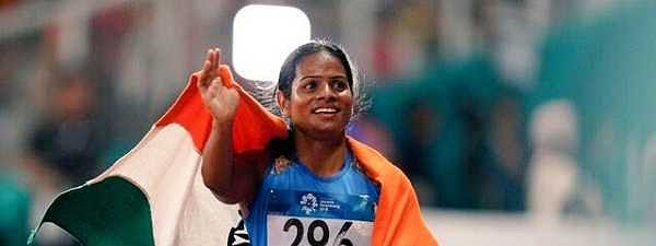 KIIT athletic track to be named after sprinter Dutee Chand