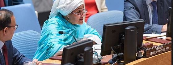 Voices of Afghan women must be heard at table in peace process: UN