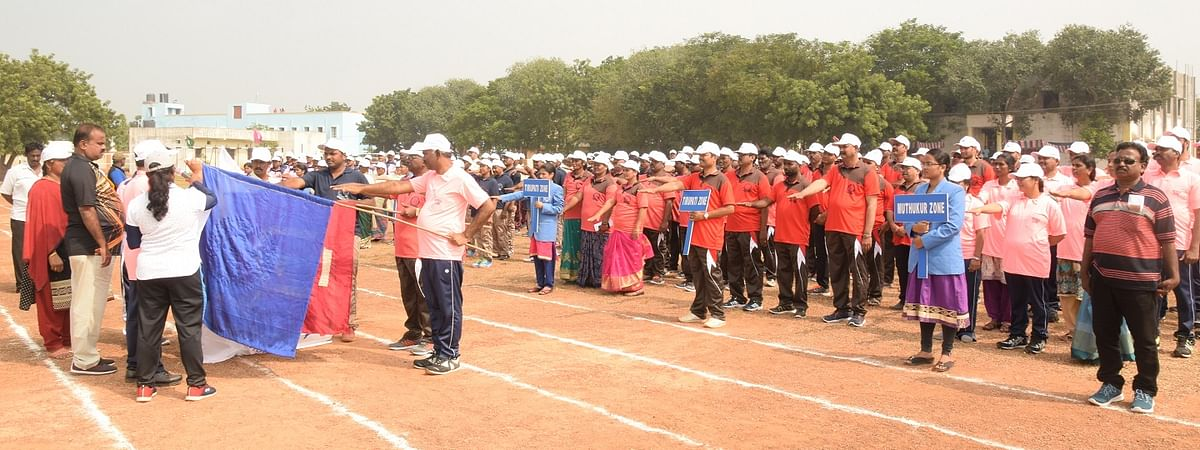 VDSA to hold District level selections for admission into Sport schools at Kadapa