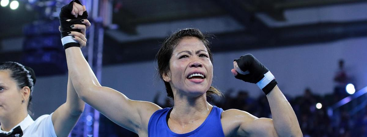 President's Cup: Mary Kom clinches gold medal