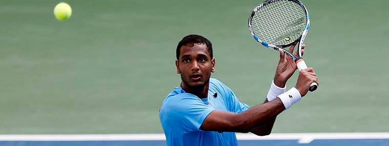 Ramkumar loses in second round in Newport