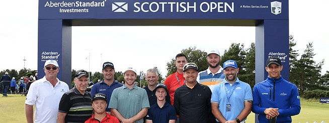 Scottish Open 2019: Indian golfers off to a slow start on Day 1