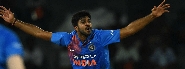 Vijay Shankar ruled out of World Cup 2019 with toe injury