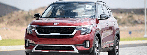 Over 6K bookings on first day for Kia Seltos
