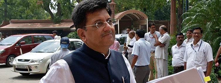 Cong adopting double standards on corporatisation, privatisation of Rly units: Goyal