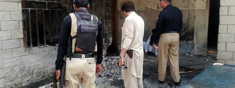 Six people killed in a series of attacks in Pakistan