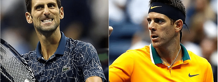 Djokovic, Del Potro withdraw from Rogers Cup in Montreal