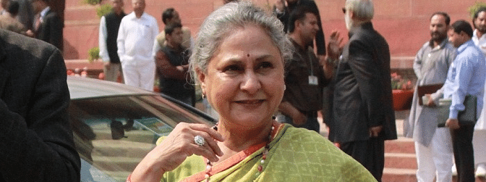SP MP Jaya Bachchan protests over Unnao