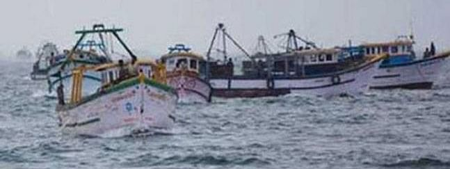 25 Fishermen missing after three trawlers drowned and another missing in Bay of Bengal