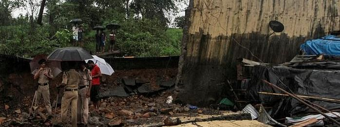 Rain pummels Mumbai: 22 killed in wall collapse incidents