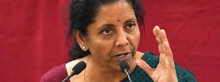 Govt will complete dedicated freight corridor project by 2022: Sitharaman